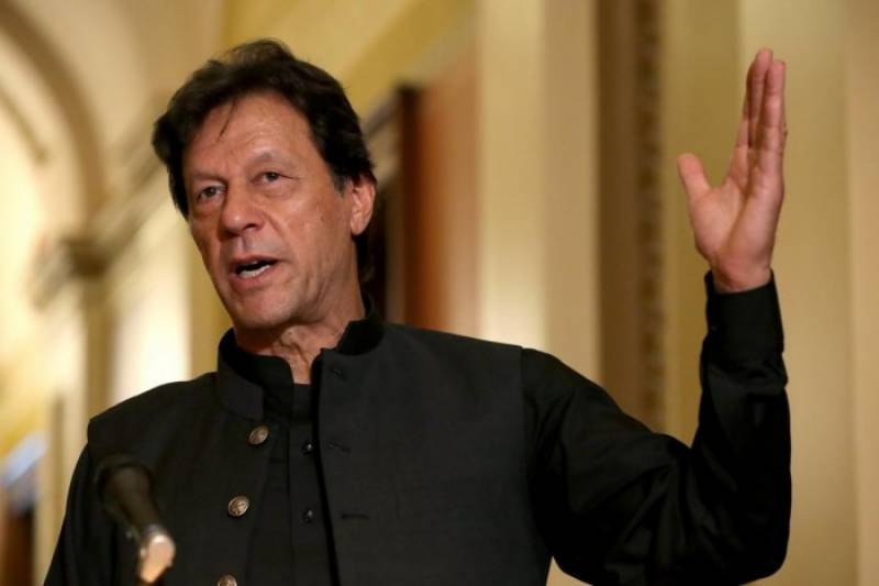 Terror groups will target Pakistan if it allows US military to use its bases: PM Imran