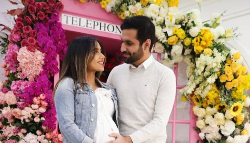Zaid Ali and wife Yumna reveal their baby's gender in latest vlog
