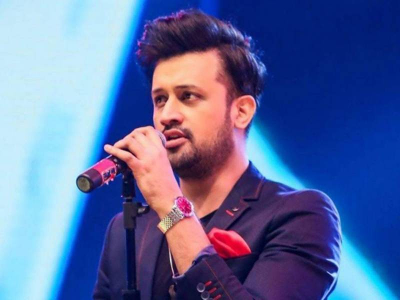 Atif Aslam drops first glimpse of upcoming music video