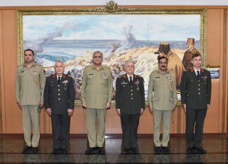 Enhanced Pak-Turkey cooperation will have positive impact on regional peace: COAS Bajwa