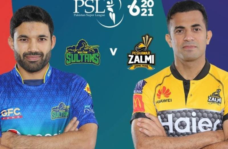 Multan Sultans to take on Peshawar Zalmi in PSL 2021 final tomorrow