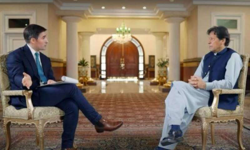 Pakistan seeks explanation from HBO management for censoring PM Imran's interview
