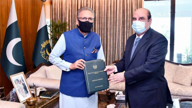 President Alvi for transparency in recruitment process of FPSC