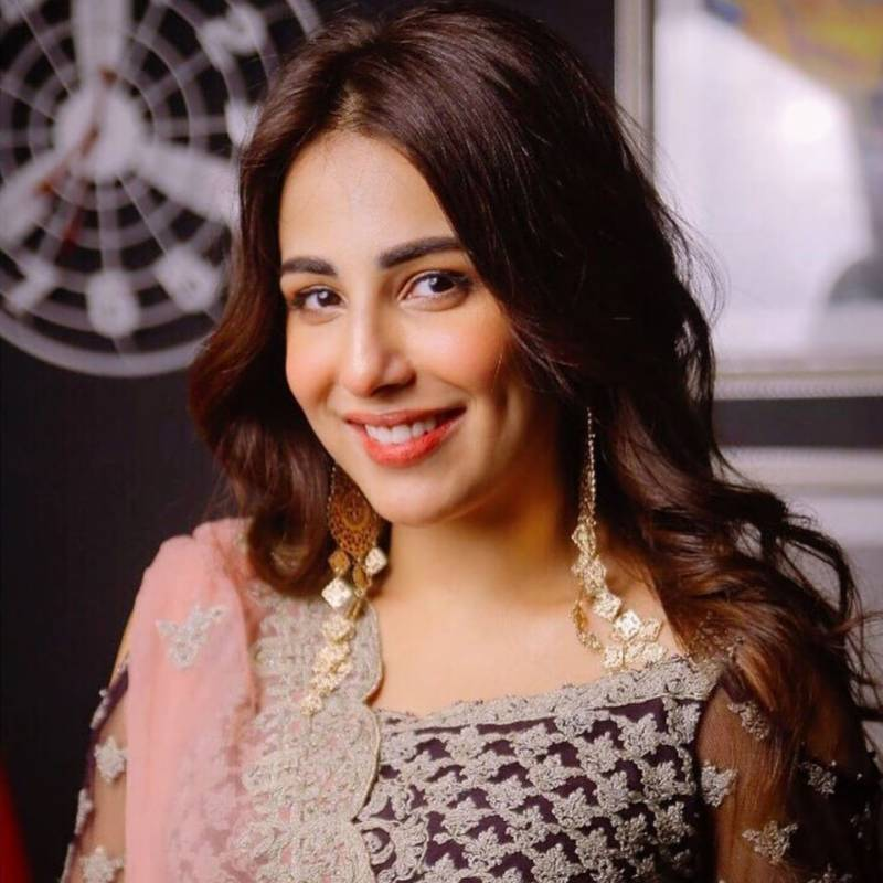 Ushna Shah addresses the backlash over her criticism directed at Rosie Gabrielle