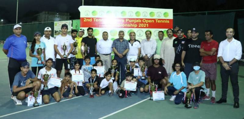 2nd Tennis Lovers Punjab Open Tennis Championship 2021: Event concludes
