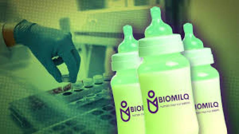 Future of food? US company is the first to produce 'human breast milk'