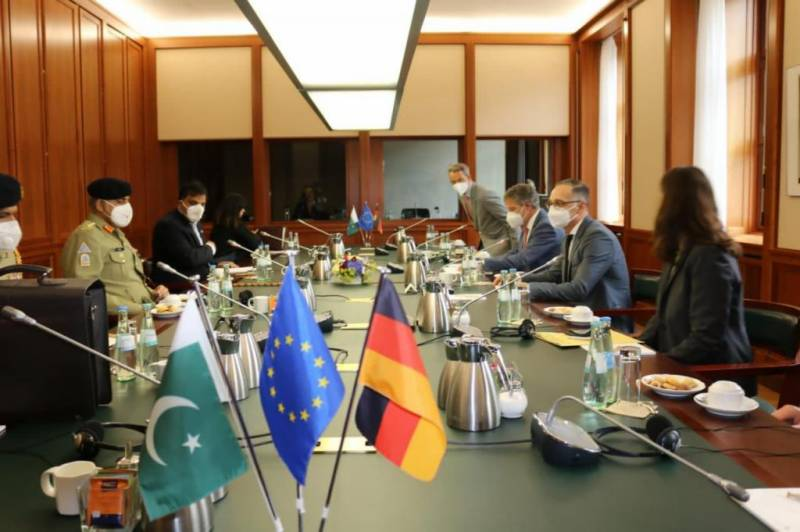 Germany pledges to enhance bilateral ties with Paksitan