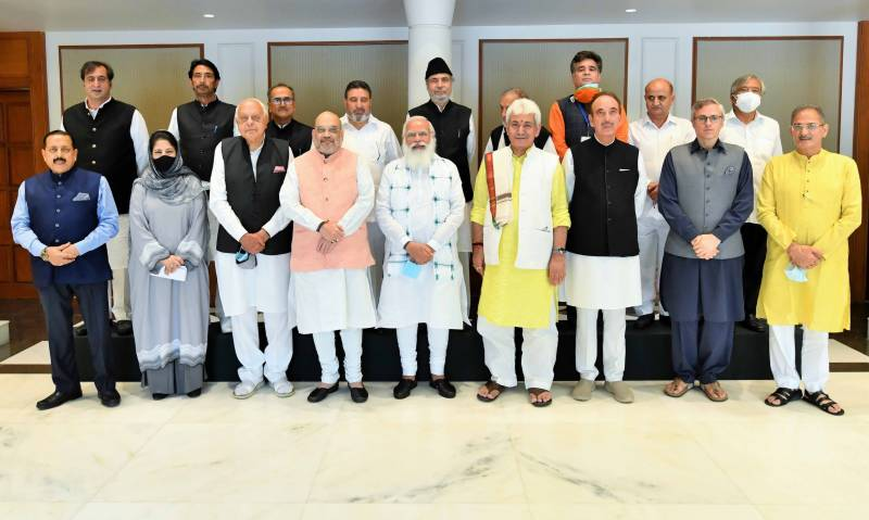 Indian PM, Kashmiri leaders fail to reach consensus on any major issue