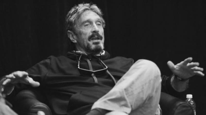 John McAfee, the man behind the antivirus software, found dead in Spanish jail