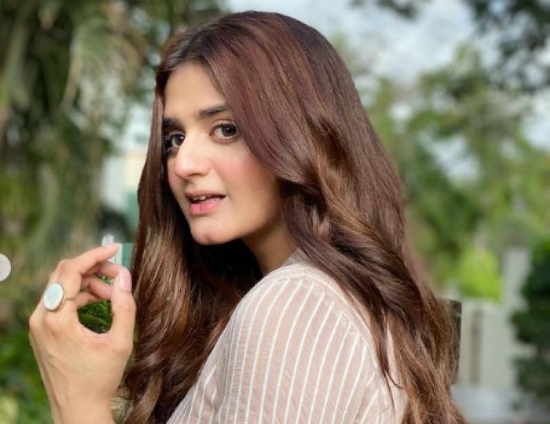 Hira Mani believes Pakistanis are lucky to have house help