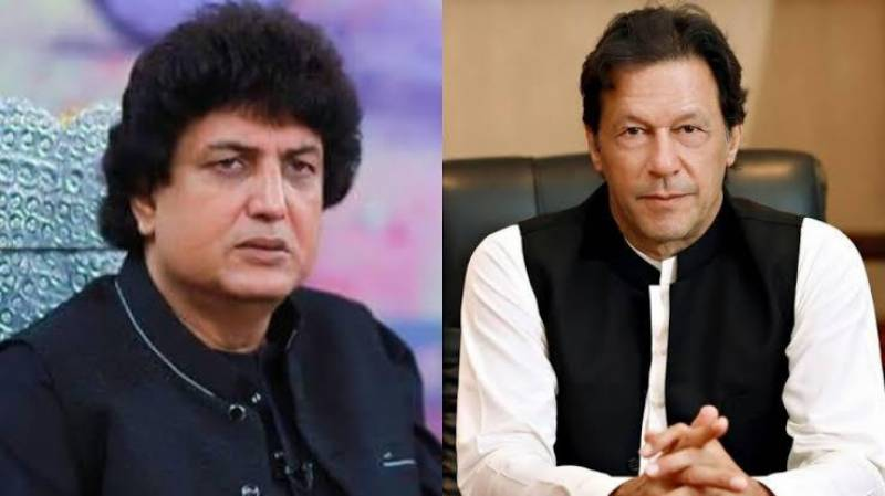 Khalil-ur-Rehman Qamar supports PM Imran's comments linking temptation to women's dressing