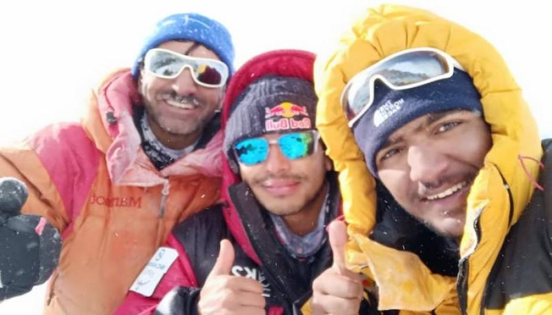 Sajid Sadpara to scale K2 in search of Ali Sadpara's body