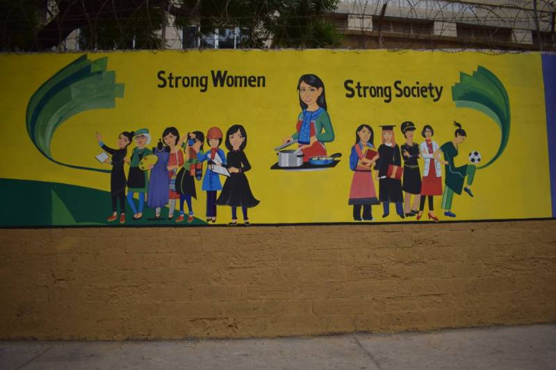 IAK, Berger Paints hold event on women empowerment in Karachi