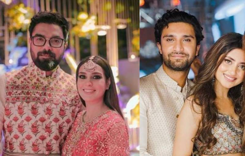 Video of Sajal Aly, Yasir Hussain and Iqra Aziz's dance goes viral