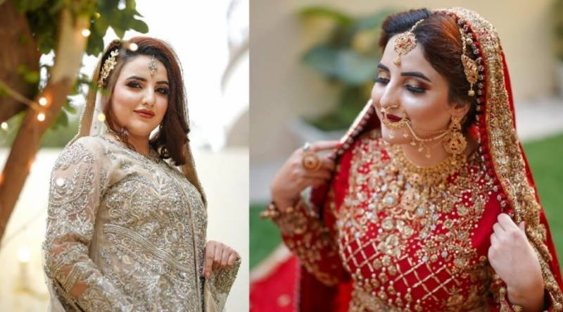 Hareem Shah clears the air about her marriage in latest video