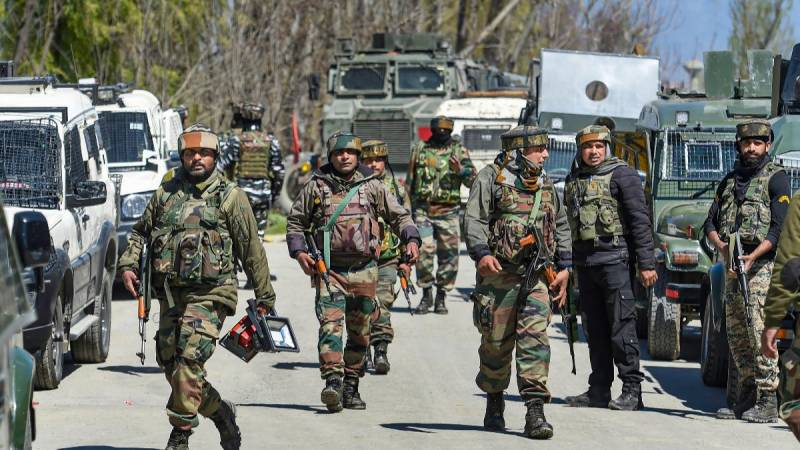 Indian troops martyr another Kashmiri in continuation of state terrorism in IIOJK
