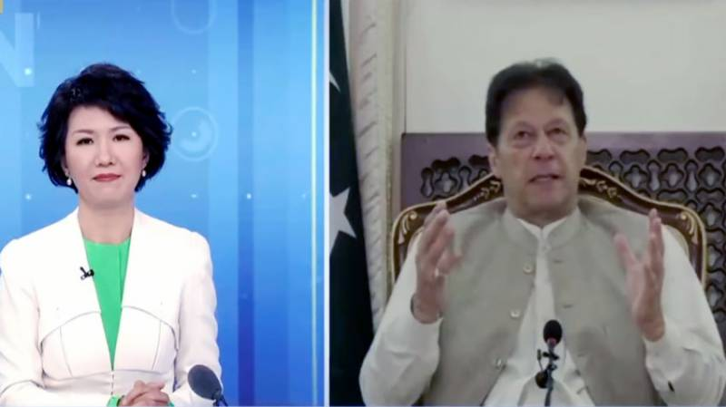 No pressure can downgrade Pak-China relationship, says PM Imran in latest interview