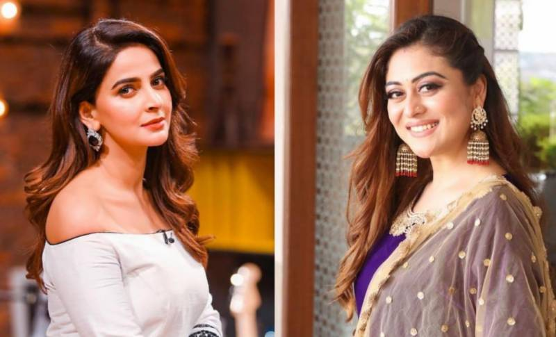 Saba Qamar is the ultimate 'lady crush' of this Indian actress