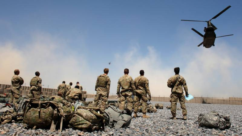 US, Nato troops leave Afghanistan's Bagram air base after two decades