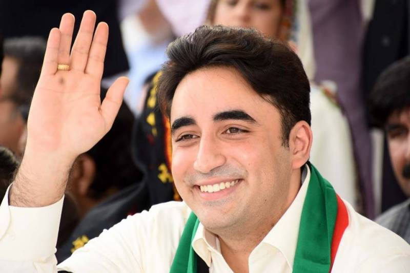 Bilawal wants US to bring him into power, claims PM Imran's aide