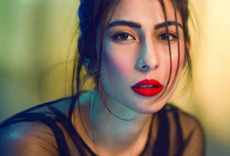 Meesha Shafi shares her two cents on Ali Zafar hosting HSA 2021