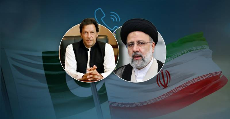 PM Imran calls Iranian President-elect, discusses Afghan peace, bilateral relations