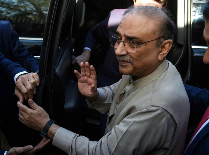 IHC grants interim bail to Asif Zardari in New York apartment inquiry