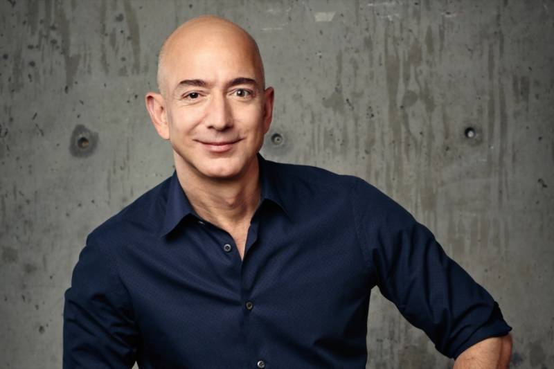 Jeff Bezos becomes the richest person in 'modern history'