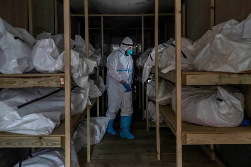 World passes 'tragic milestone' of 4 million deaths from COVID-19
