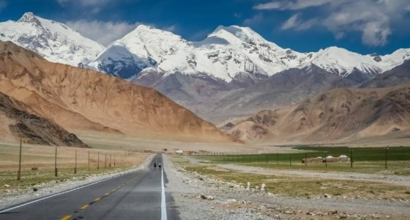 Pakistan's Karakoram Highway ranks among world's 15 most beautiful roads