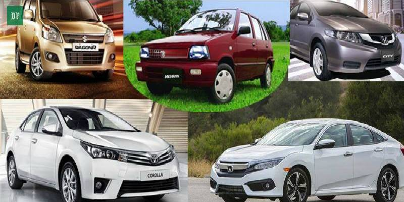 Car prices dip as Pakistan announces new auto policy; Check new rates here