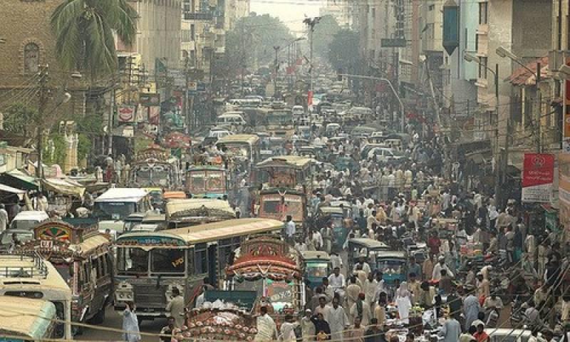 Challenge of Sharp Rise in Pakistan's Population