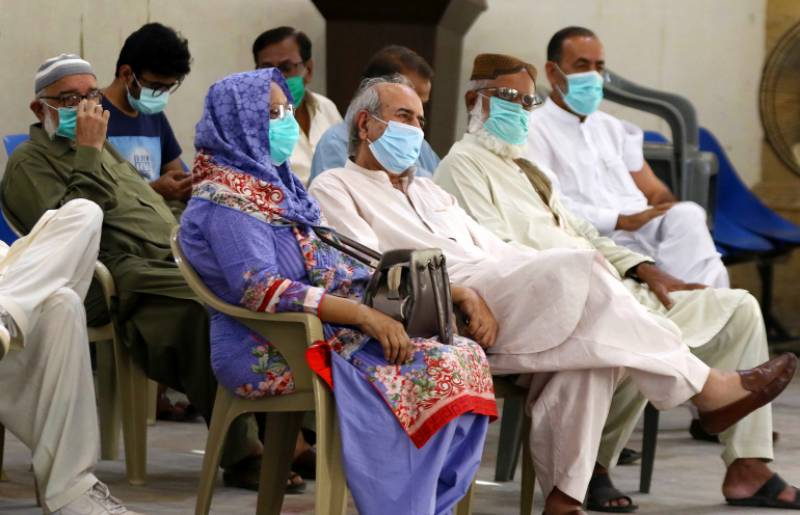 Pakistan reports highest daily COVID infections since June 02