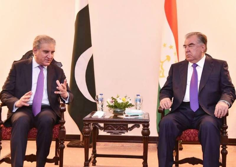 Pakistan's Qureshi leaves for Tajikistan for SCO Foreign Ministers meeting