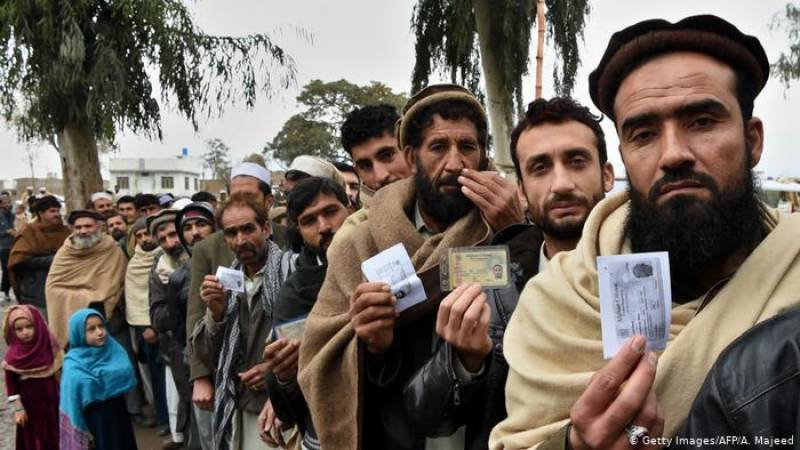 Pakistan says can't afford more Afghan refugees