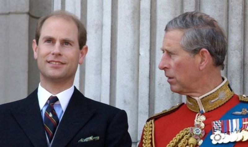 Prince Charles 'unwilling' to hand over Duke of Edinburgh title to brother
