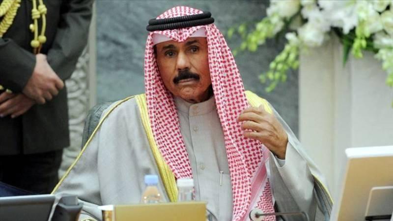 Emir of Kuwait accepts invitation to visit Pakistan