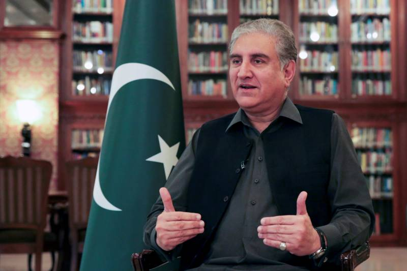 Afghan Peace possible when all stakeholders sit together: FM Qureshi