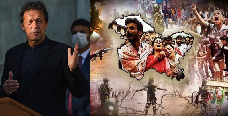 Kashmir Martyrs Day: PM Imran pays tribute to Kashmiris for their struggle against limitless tyranny