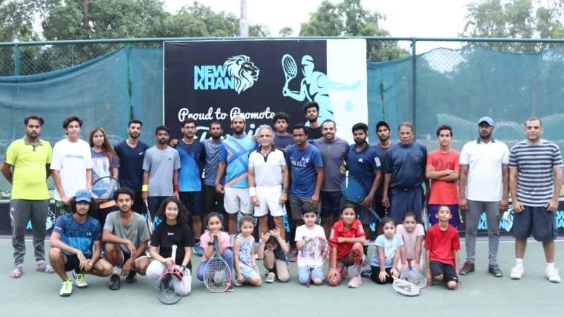 New Khan Punjab Open Tennis Championship inaugurated