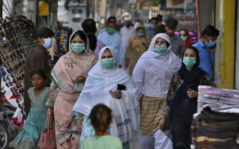 Pakistan logs 1,590 new Covid infections, 21 deaths in past 24 hours