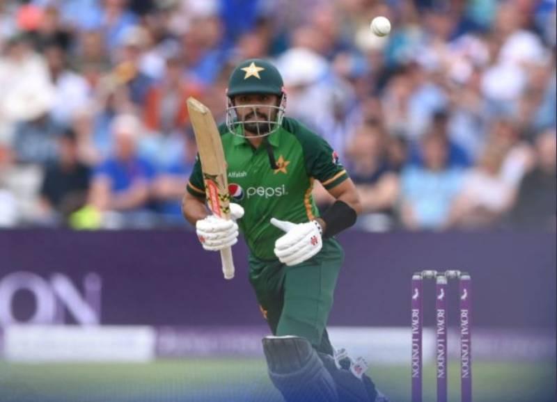 PAKvENG – Babar Azam smashes two new ODI records for Pakistan