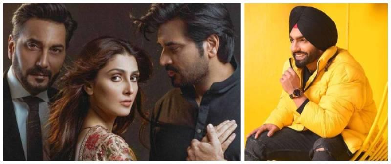 Punjabi singer Ammy Virk praises Mere Paas Tum Ho