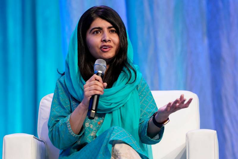 Why did Punjab Textbook Board confiscate grade 7 book with Malala's picture?