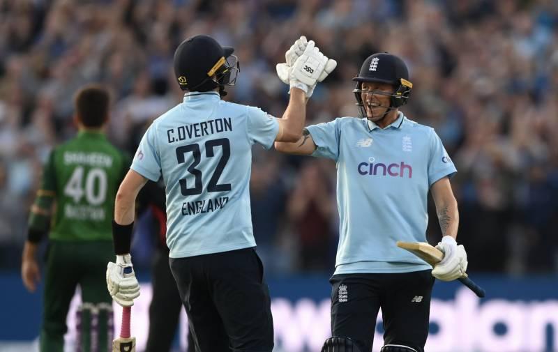 England complete ODI series whitewash against Pakistan