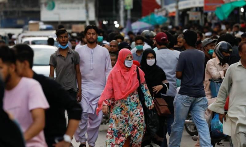 Karachi records another 65 cases of coronavirus' Delta variant
