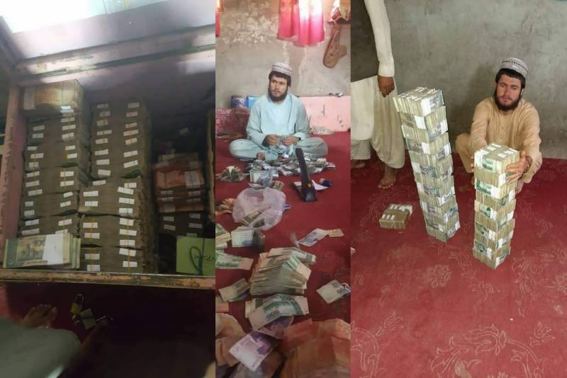 Taliban grab 3bn Pakistani rupees from Pak-Afghan check post: reports