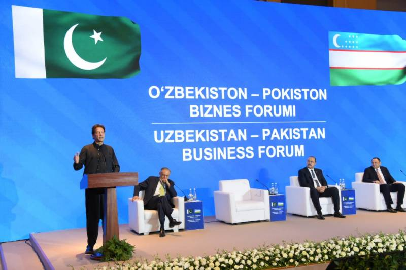 Trade potential between Pakistan, Uzbekistan can be engine for prosperity: PM