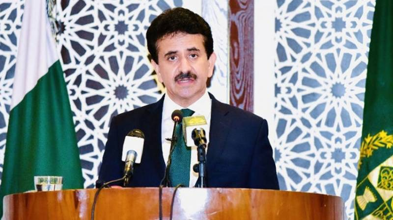Pakistan rejects Afghan vice president's allegations of providing air support to Taliban