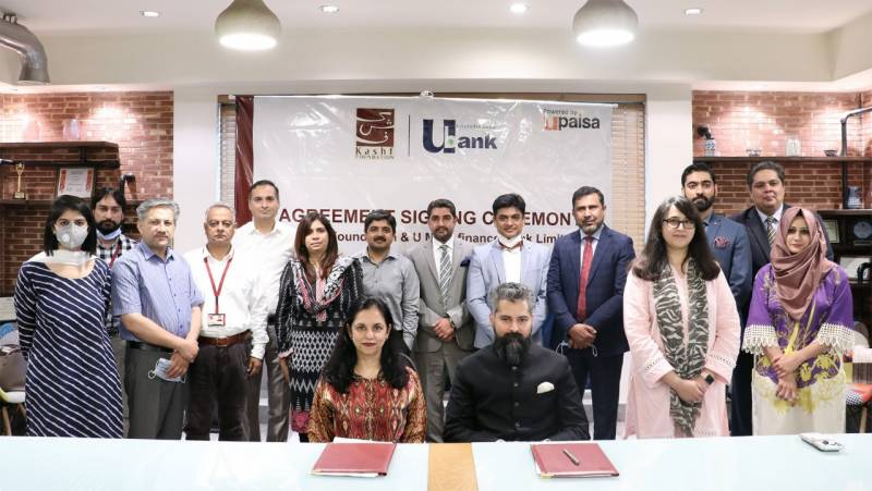 U Microfinance Bank Limited and Kashf Foundation Join Hands for Digitization of Loan Repayments and Disbursements